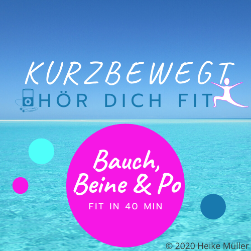 Bauch, Beine & Po I Fit in 40 min
