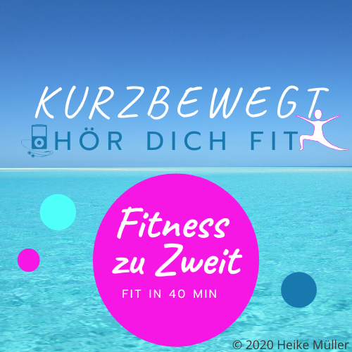 Fitness zu zweit I Fit in 40 min