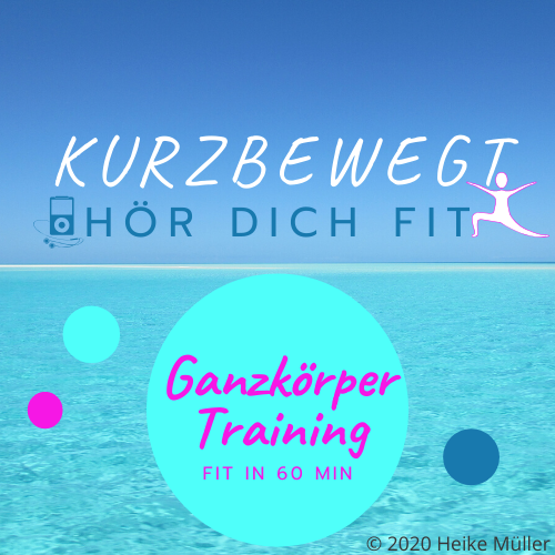 Ganzkörper Training I Fit in 60 min
